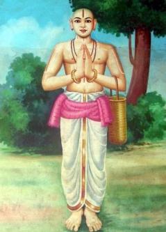 Thirupalliyezhuchi | Thondaradipodi Āḻvār