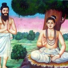 Periya Thiruvandhadhi   Nammāḷvār