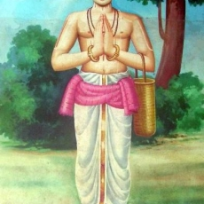 Thirupalliyezhuchi   Thondaradipodi Āḻvār